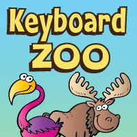 Keyboard Zoo | Learn to Type • ABCya!