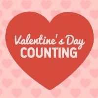 Valentine's Day Counting