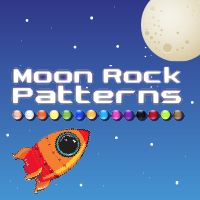 Image result for moon rock patterns abcya