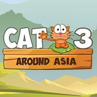 Cat Around Asia Abcya