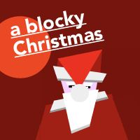 Image result for blocky christmas abcya